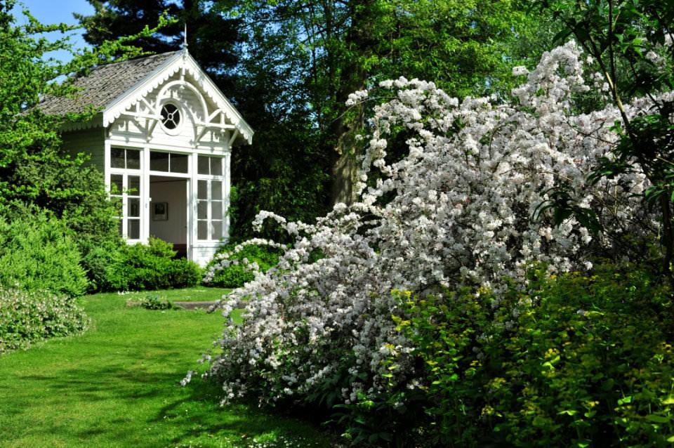 Huidig Arboretum Kalmthout