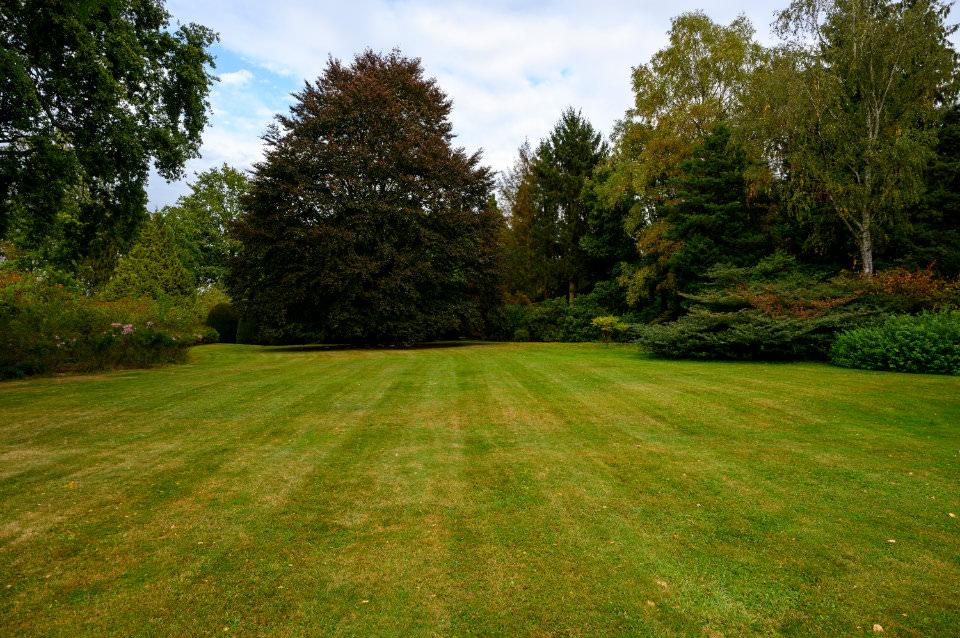 Uitbreiding Arboretum Kalmthout